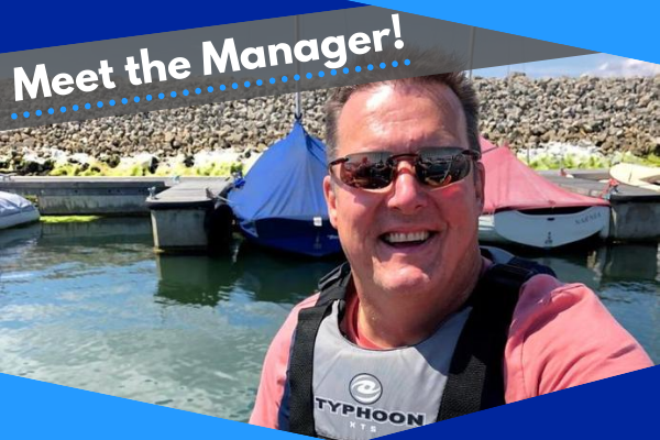 Meet the Manager - Tim Shave!
